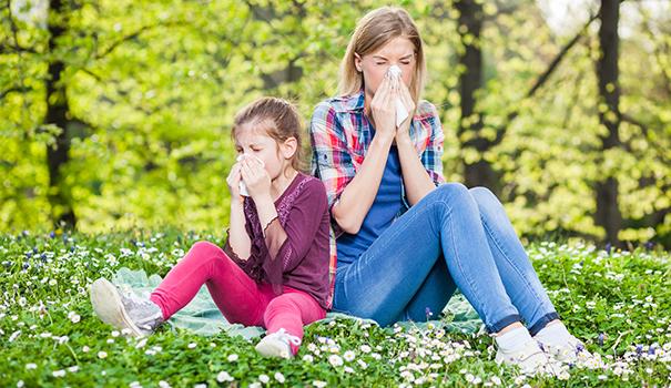 Allergie di stagione: curiamoci con la Naturopatia
