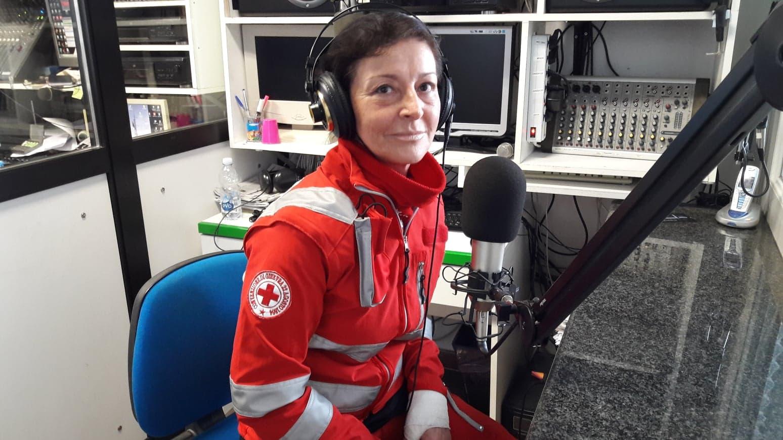 Croce Rossa-Comitato di Susa: la corretta chiamata