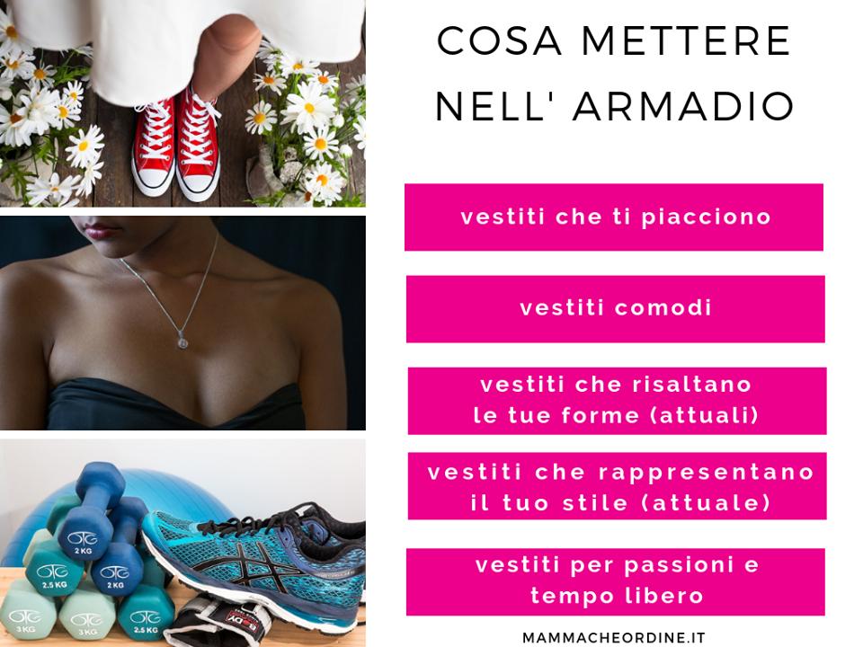 Armadio quattro stagioni: i consigli della Professional Organizer Giorgia Sorinelli