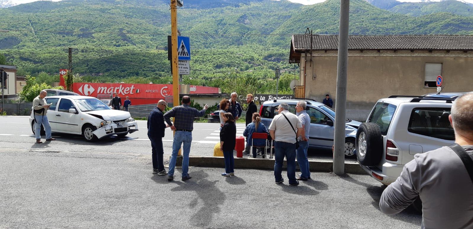 Incidente a Chianocco