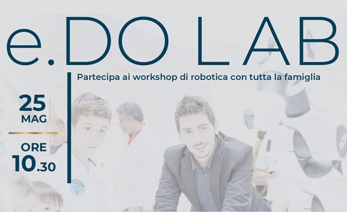 Settimane della scienza: e.DO LAB – workshop di robotica
