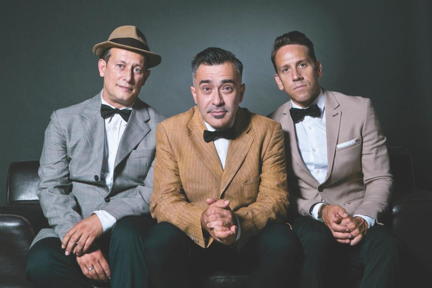 The Uppertones in concerto a Bussoleno