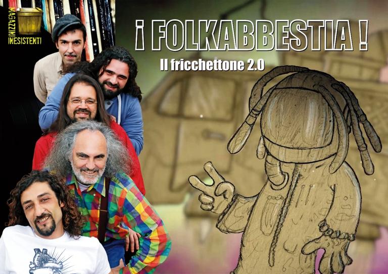 I Folkabbestia al Festival Alta Felicità