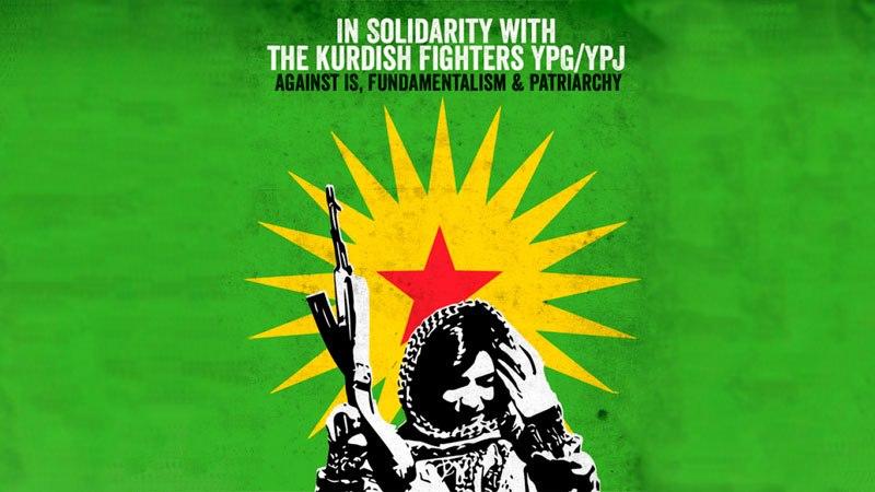 """Solidarietà verso il popolo curdo: la vicinanza del Sindaco, della Giunta e del gruppo consiliare """"Per Bussoleno""""."""
