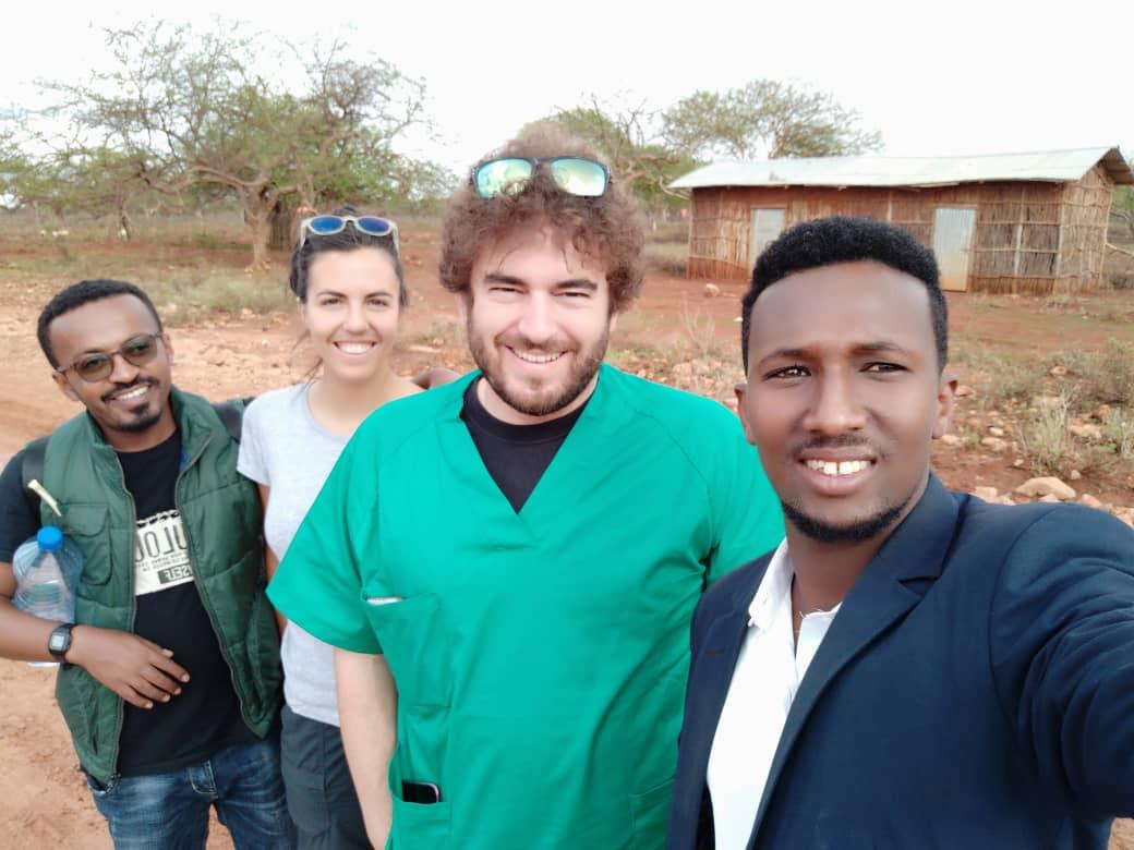Quando anche dall'Etiopia ascoltano Radio Dora…