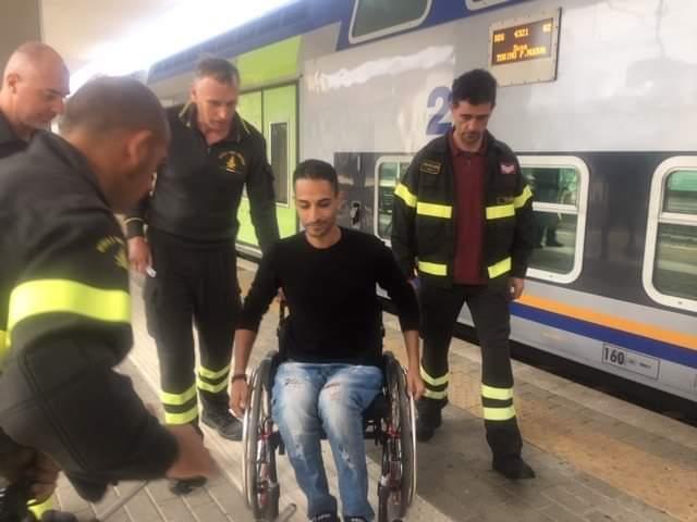 Bussoleno: disabile bloccato in stazione, tutti gli ascensori sono fuori uso