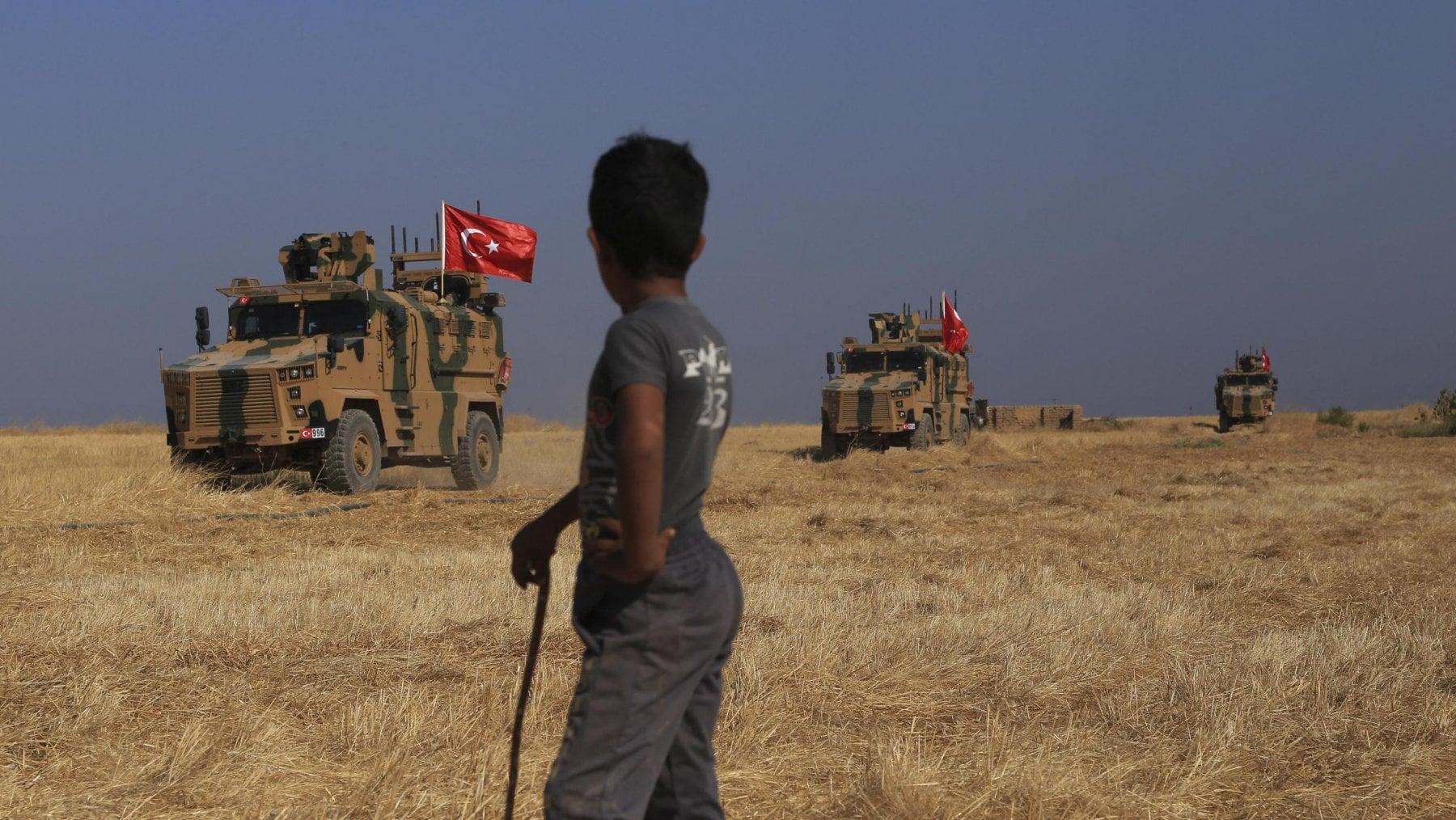 Presidio di solidarietà per il popolo curdo