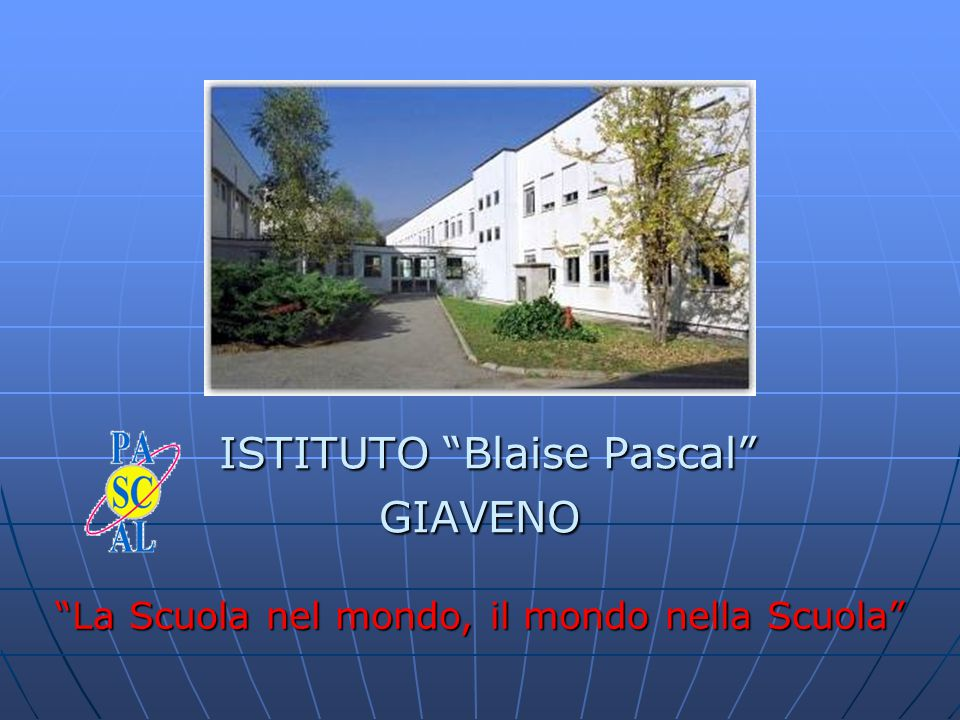 """L'Istituto """"Blaise Pascal"""" di Giaveno tra le migliori scuole per Eduscopio: la parola alla Preside Enrica Bosio."""
