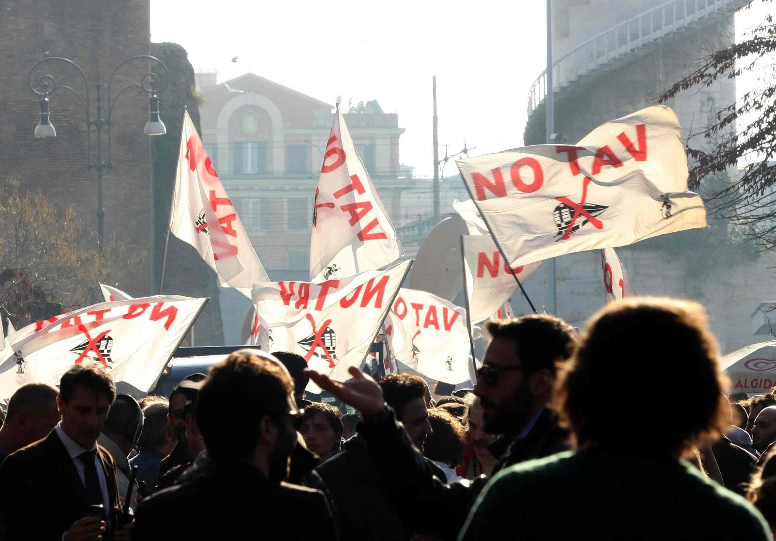 Digiuno per Abbà e gli altri attivisti No Tav