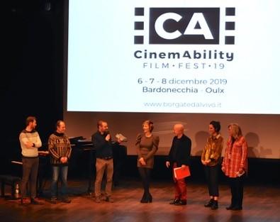 Grande successo per il CinemAbility Film Fest!