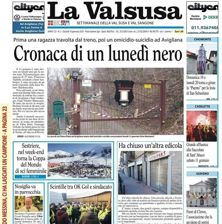 """""""La Valsusa in diretta"""": l'appuntamento del giovedì con Giorgio Brezzo"""