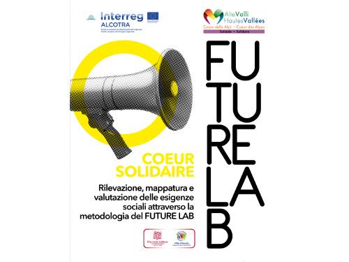 Nuovo progetto Futurlab Coeur Solidaire: oggi pomeriggio l'incontro a Bussoleno