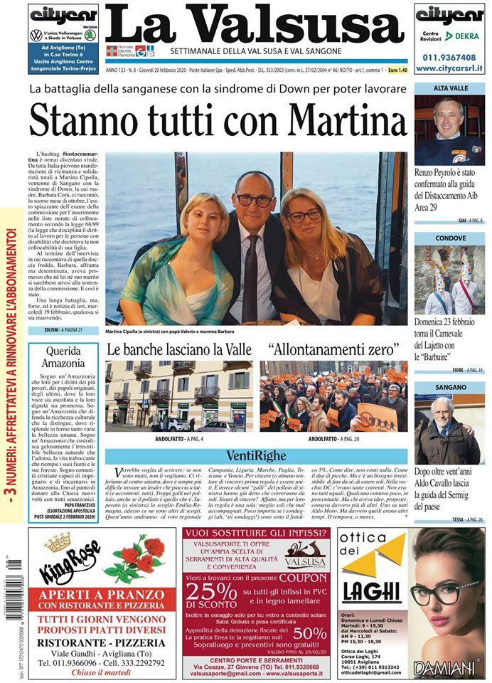 """""""La Valsusa in diretta"""": le anticipazioni a cura di Giorgio Brezzo"""