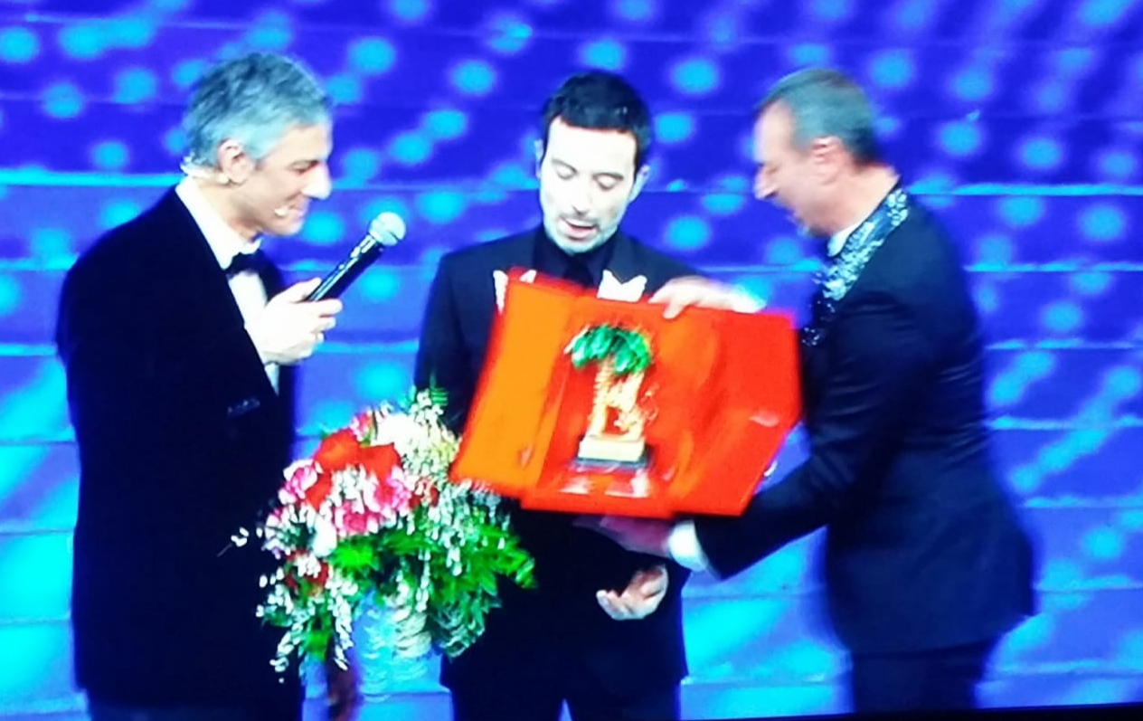 """Sanremo 2020: Vince Diodato con """"Fai Rumore"""""""