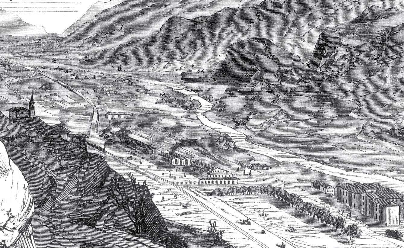 Curiosità d'Altri Tempi: le ferrovie sulle Alpi. Ne abbiamo parlato con Cristina Manfro.
