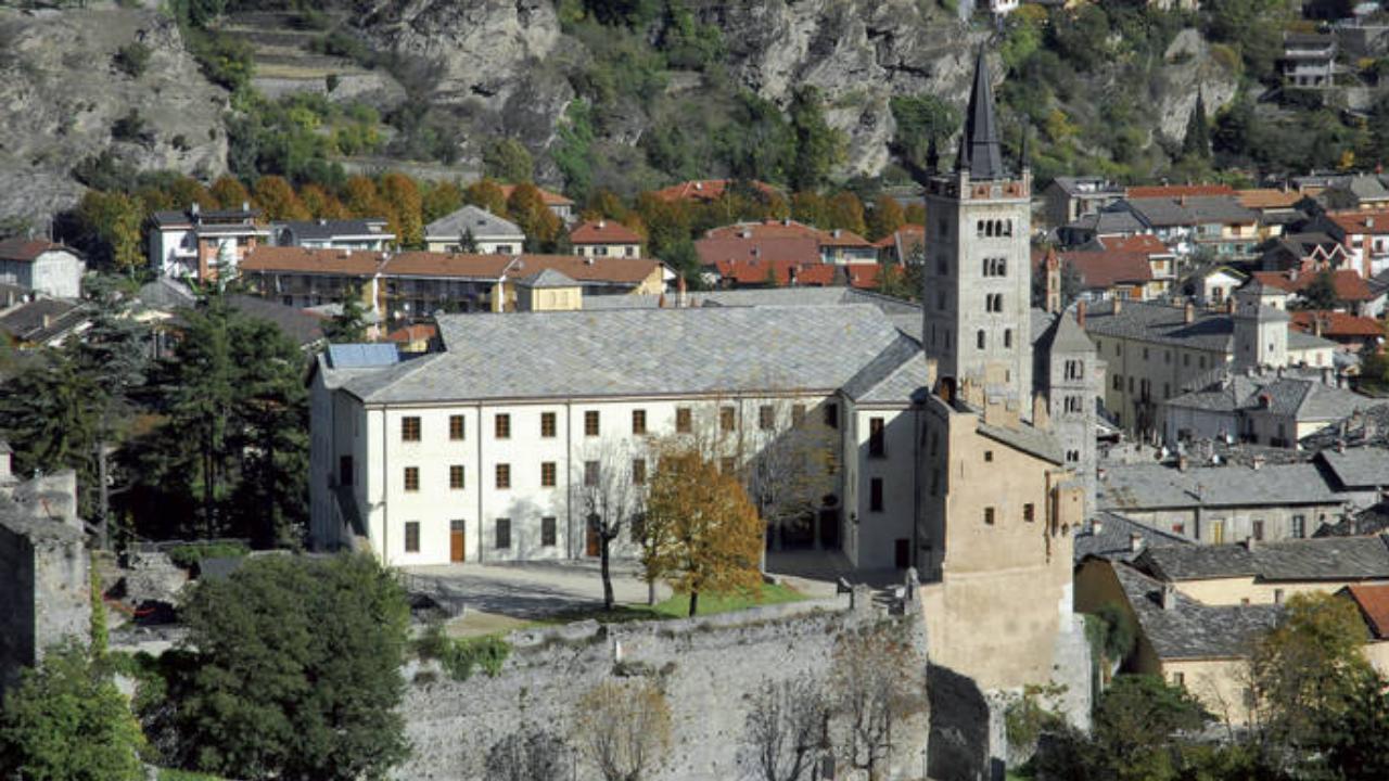 Alla scoperta del Castello della Contessa Adelaide di Susa: ne abbiamo parlato con Stefano Paschero dell'Associazione Artemide.