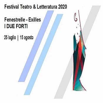 """""""Ma sono mille papaveri rossi"""". Il Festival Teatro & Letteratura prosegue ad Exilles sabato 8 agosto. Ai nostri microfoni Bruno Maria Ferraro."""