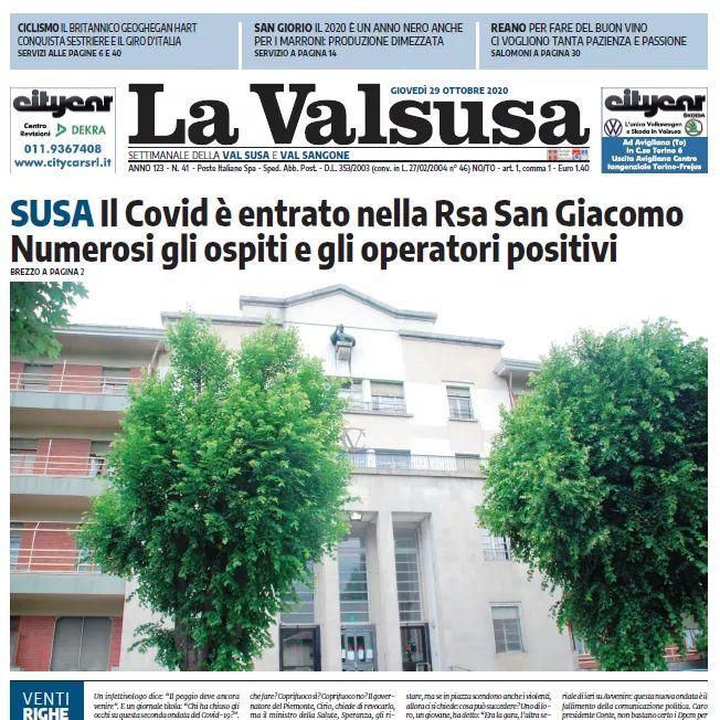 """""""La Valsusa in diretta"""": la parola a Giorgio Brezzo"""