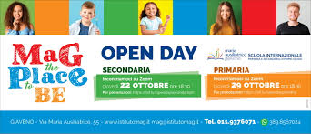 L'Istituo Maria Ausiliatrice di Giaveno: Open day in video conferenza!