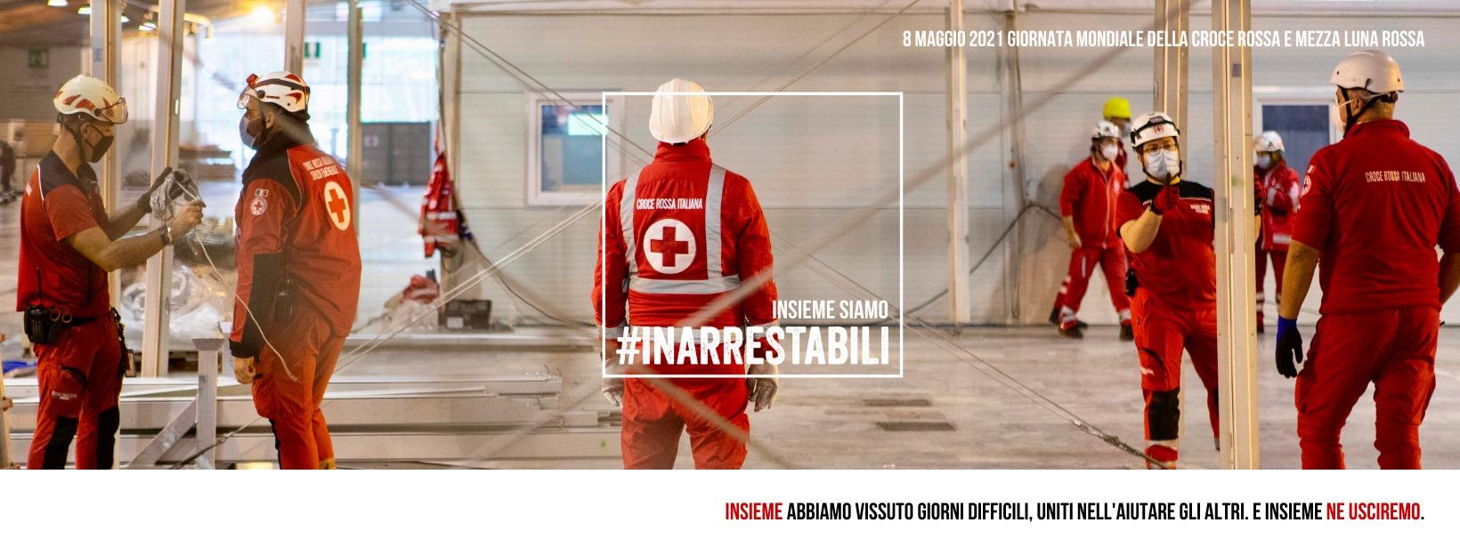 #INARRESTABILI ANCHE IN PIEMONTE: intervista a Maria Eris della CRI piemontese