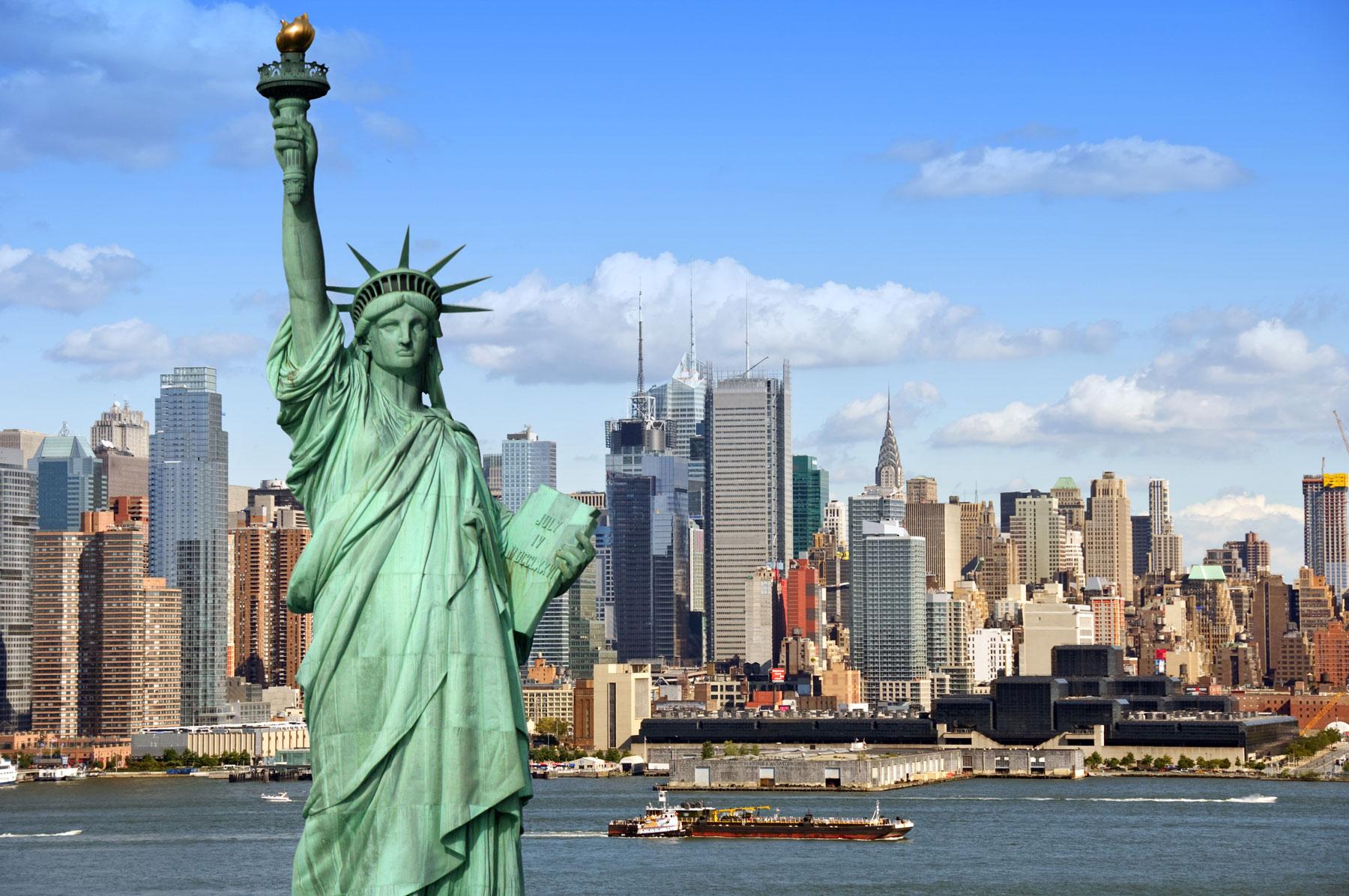 """""""Destinazione Mondo"""": New York, prima parte. Ai nostri mocrofoni la Personal Travel Expert Roberta Polveraccio"""