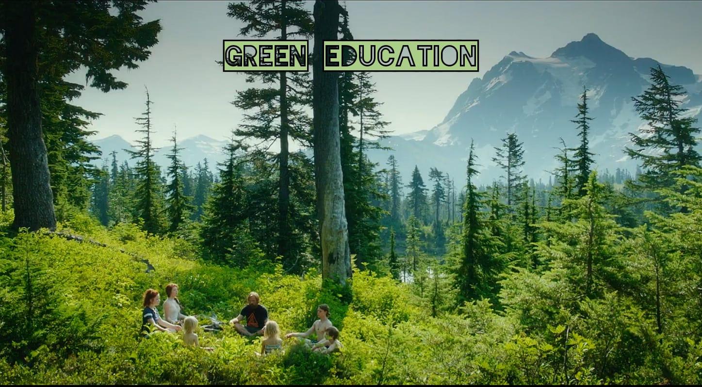 Green Education – I rapaci notturni