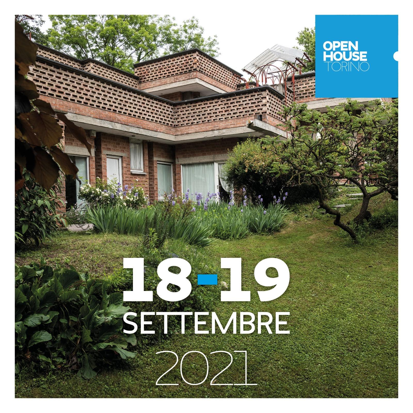 A spasso con Vale: Open House Torino 2021