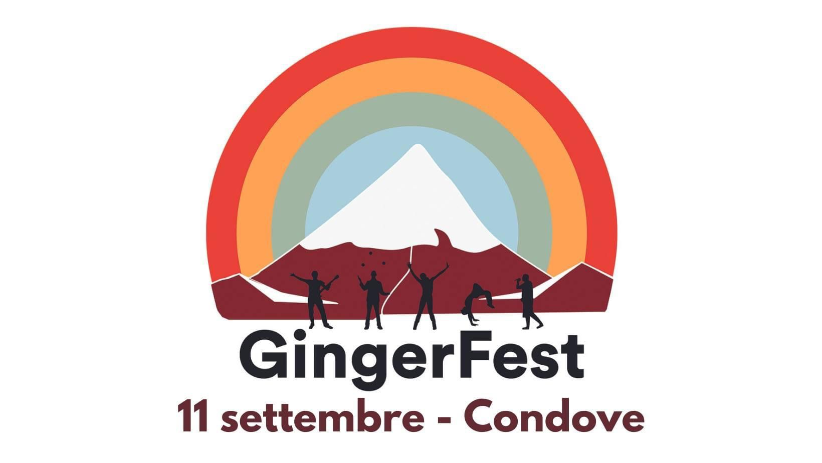 L'11 settembre torna a Condove il Ginger Fest di Silviadizenzero